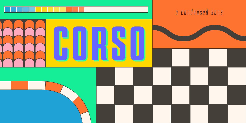 Corso Poster 1