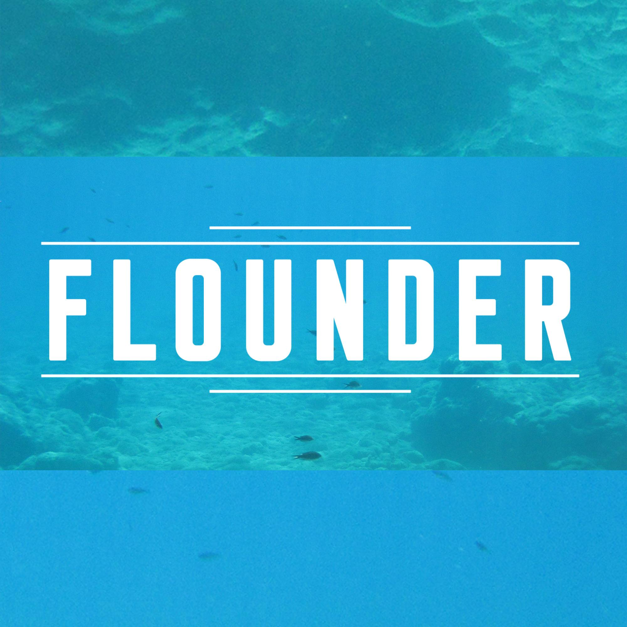 Präsentation der Schrift Flounder: Thumbnail